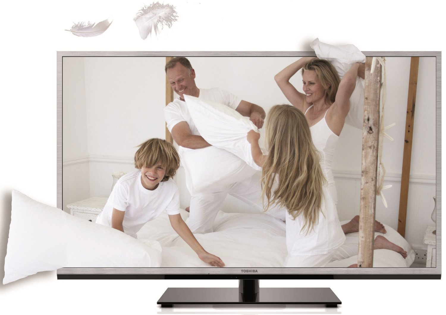 Smart TV im Test: Toshiba 32TL933G