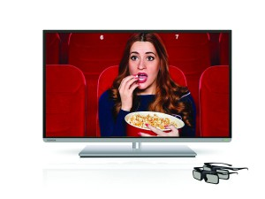 Smart TV - Toshiba 40T5445DG